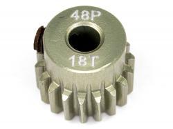 Шестерня ведуча (піньйон) 48P 18T