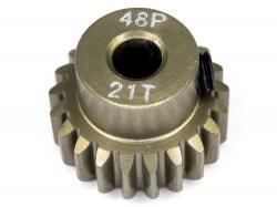 Шестерня ведуча (піньйон) 48P 21T