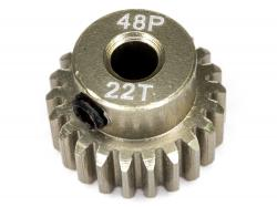 Шестерня ведуча (піньйон) 48P 22T