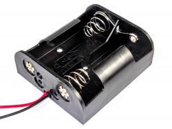 Відсік для акумулятора C (R14) х2