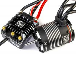 Безколекторна система HobbyWing XeRun Axe V1.1 1200KV/60A