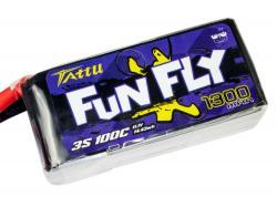 Акумулятор TATTU FunFly 1300mAh 3S 100C