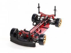 Комплект шасі автомоделі для дріфту HobbyKing Blaze DFR 1/10 KIT