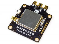 Matek FCHUB-VTX 2в1 (плата розподілу живлення і відеопередавач 5.8GHz)