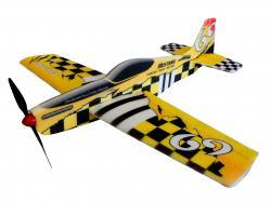 Авіамодель Mustang (Yellow)