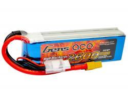 Акумулятор Gens Ace 2600mAh 3S 25C