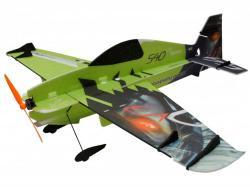 Модель для 3D-пілотажу Edge 540 V3 (Green)