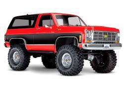 Автомодель краулер Traxxas Chevrolet Blazer K5 1/10 RTR (82076-4 Red)