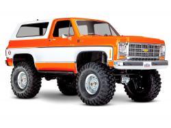 Автомодель краулер Traxxas Chevrolet Blazer K5 1/10 RTR (82076-4 Orange)