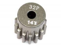 Шестерня ведуча (піньйон) 32P (0.8M) 14T