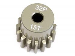 Шестерня ведуча (піньйон) 32P (0.8M) 15T