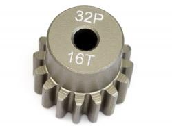 Шестерня ведуча (піньйон) 32P (0.8M) 16T