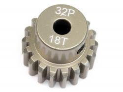 Шестерня ведуча (піньйон) 32P (0.8M) 18T