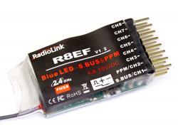 Приймач Radiolink R8EF 8Ch