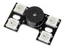 LED-модуль з зумером (25х15мм)