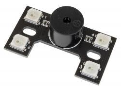 LED-модуль з зумером (36х20мм)