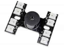 LED-модуль з зумером (36х28мм)