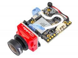 Камера Caddx Turtle V2 800TVL 1.8мм (червона)