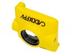 Корпус для камери Caddx Turbo Micro SDR2 (жовтий)