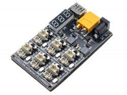 Зарядний пристрій для 6-ти 1S LiPo/LiPoHV акумуляторів