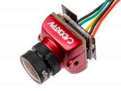 Камера Caddx Baby Ratel FPV 1200TVL 1.8мм (червона)