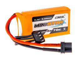 Акумулятор CNHL MiniStar 350mAh 3S 70C