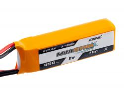 Акумулятор CNHL MiniStar HV 450mAh 2S 70C