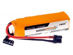 Акумулятор CNHL MiniStar HV 550mAh 3S 70C