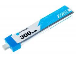 Акумулятор BetaFPV BT2.0 300mAh 1S 30C