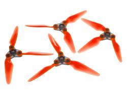 Комплект складних пропелерів для квадрокоптера Dalprop Fold F5 (Crystal Red)
