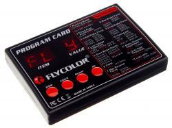 Програмна карта FlyColor (Car)
