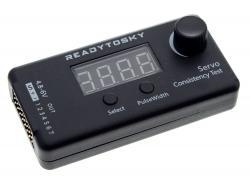 Електронний сервотестер ReadyToSky з дисплеєм