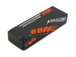 Акумулятор CNHL 7600mAh 2S 120C (Racing Series)