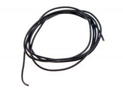 Дріт 24AWG 20см (чорний)