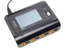 Зарядний пристрій ToolkitRC M4Q 4х50W 5A