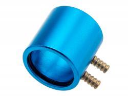 Алюмінієвий радіатор водяного охолодження B20 (20х24мм)