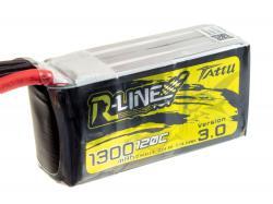 Акумулятор TATTU R-Line V3.0 1300mAh 4S 120C