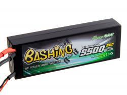 Акумулятор Gens Ace 5500mAh 2S 50C (Bashing Series)