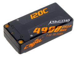 Акумулятор CNHL 4900mAh 2S 120C SHORTY (Racing Series)