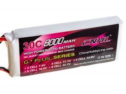 Акумулятор CNHL 8000mAh 3S 30C (G+ Plus Series)