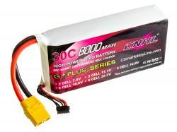 Акумулятор CNHL 8000mAh 4S 30C (G+ Plus Series)