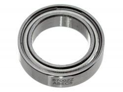 Підшипник з металевим пильником 10x15x4мм (6700ZZ) ABEC 5