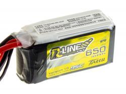 Акумулятор TATTU R-Line V1.0 650mAh 4S 95C