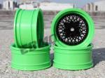 Комплект дисків коліс Cmartlink RC 1/10 RETRO style ABS
