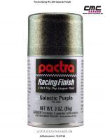 Фарба Pactra 107мл galactic purple (золотисто-фiолетова хамелеон)