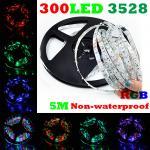 LED cтрічка 3528 RGB (25см)