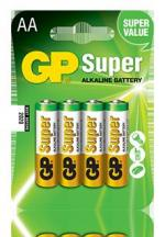 Батарейка GP Super Alkaline АА