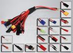 Роз'єми для зарядки батарей 19 видів