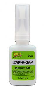 Клей цианоакрилатний ZAP-A-GAP Medium 14.1г