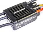 Регулятор безколекторний Hobbywing Platinum 50A V3